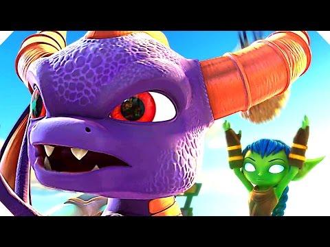 SKYLANDERS ACADEMY (Netflix Animation Series, 2016) - TRAILER