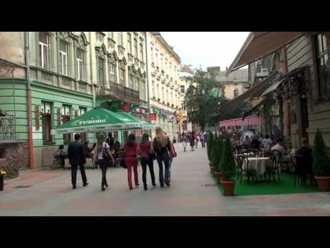 Lviv Ukraine September 2009