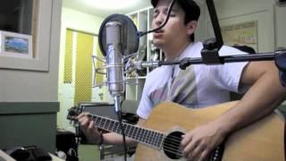 """Crazy Love""   Van Morrison (Acoustic cover by Alx Kawakami from ManoaDNA)"