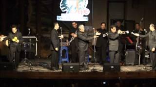 La Autentica Santanera de Gildardo Zarate-Amor de cabaret-Rodeo el Jefe Cuautitlan Mex 2012