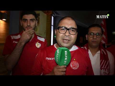 Video : Ligue des champions : Le public wydadi fustige les décisions de l'arbitre