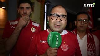 Ligue des champions : Le public wydadi fustige les décisions de l'arbitre