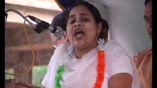 Sindhu joy on PK Kunahali kutty .wmv