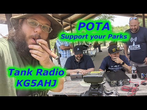 Pota, Support your Park Weekend and Meet up