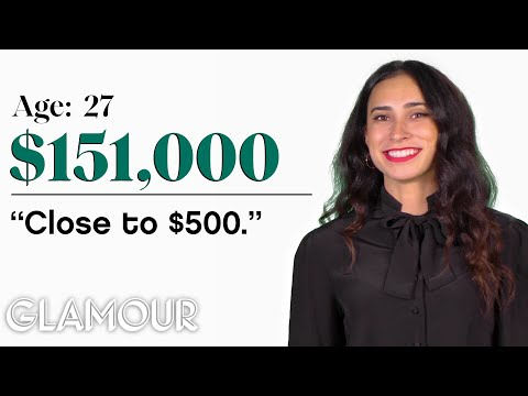 Women of Different Salaries: How Much Do You Pay For Monthly Fitness? | Glamour