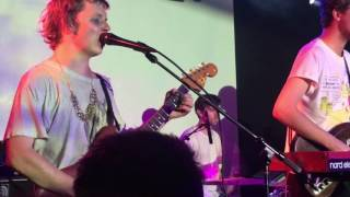 Pond- You Broke My Cool Live in Philly