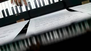 잔혹한천사의테제 피아노