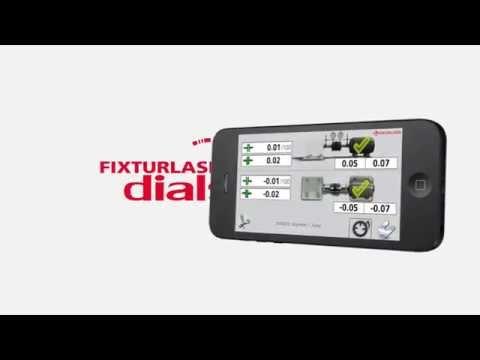 Fixturlaser Dials