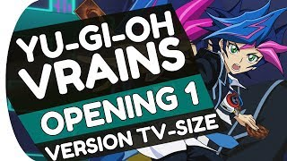 Tracklist Player Yu-Gi-Oh! VRAINS - Opening 1 - With The