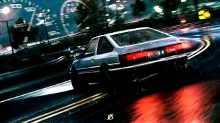 Initial D - Running in the 90's Bell Cover