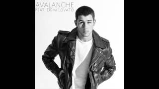 Nick Jonas ft. Demi Lovato - Avalanche (Audio)