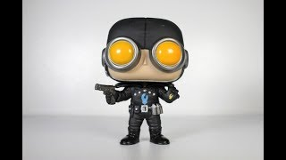 Hellboy LOBSTER JOHNSON Funko Pop review