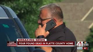 4 personas encontradas muertas en una casa del condado de Platte