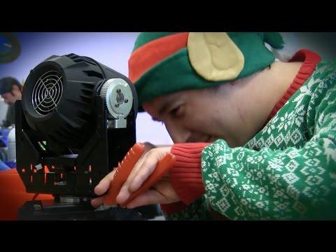 Merry Christmas from Blizzard Lighting!