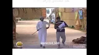 طقطقه عبدالكريم وراجح! على بعض 😌