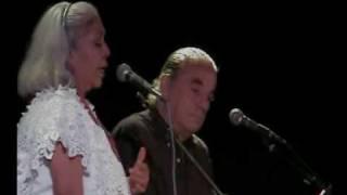 Oscar Chávez y Tehua Nunca nunca nunca
