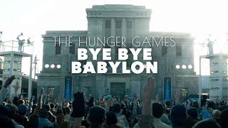 The Hunger Games || Bye Bye Babylon (Cryoshell)