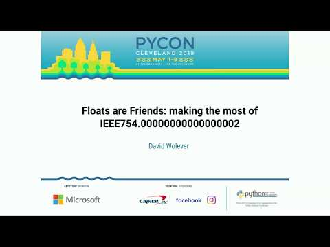 Floats are Friends: making the most of IEEE754.00000000000000002