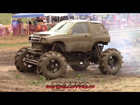 TWIN TURBO 408 LS MUD SLINGER!!! Poster