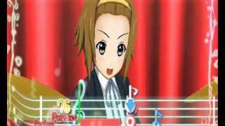 K-On! Houkago Live - Yui - Fuwa Fuwa Time (HARD)