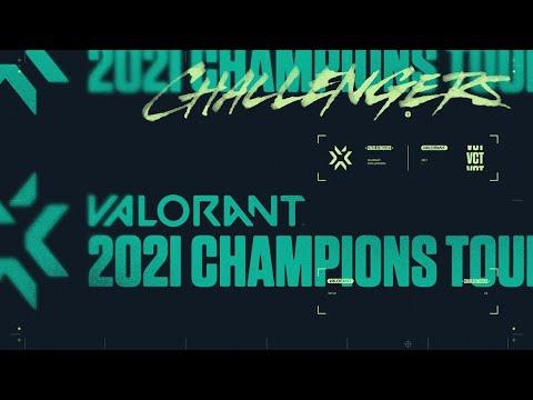 VALORANT Challengers Korea - Stage 01 Tournament 02 Day 2