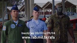 Acredite no seu sonho: venha ser cadete da Força Aérea Brasileira