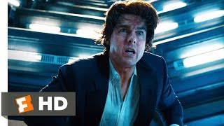 Mission: Impossible - Ghost Protocol (9/10) Movie CLIP - Fight For the Briefcase (2011) HD