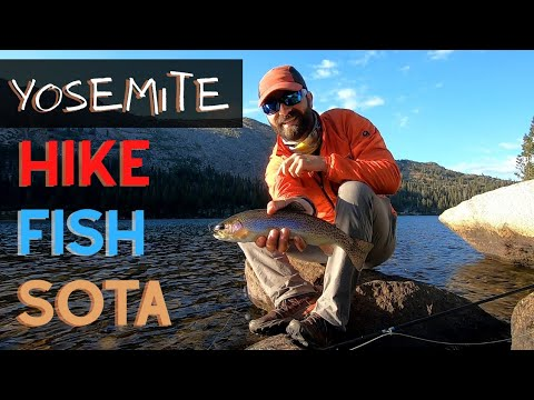 Miles from Nowhere - Yosemite Backcountry