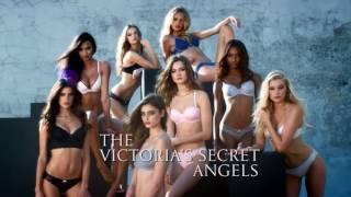 Selena with the Angeles Victoria's Secret