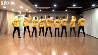 AOA Excuse Me 안무영상Dance Practice Cover by SF9