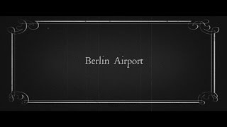 Once in Berlin Airport... [Estas Tonne - Bridging the worlds Tour 2016]