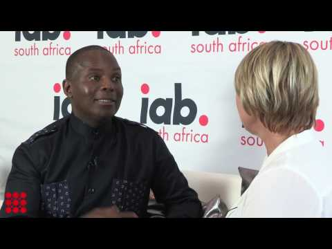 #IABDigitalSummit2017: Thebe Ikalafeng, Founder of Brand Leadership Group and Brand Africa