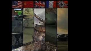 【World of Tanks】WOT×GONG【MAD】