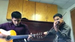 guitar and violin duet-Dream