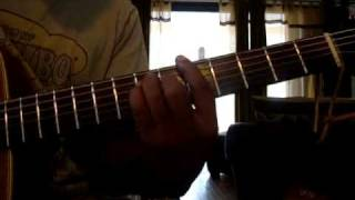 in the colors Ben harper cover (acoustic)