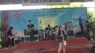 Rolling In The Deep - Thanks to Alley (Cover) UPRHS Battle of the Bands 2012