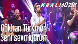 Kral Pop Akustik - Gökhan Türkmen - Seviyorum Sevmiyorum