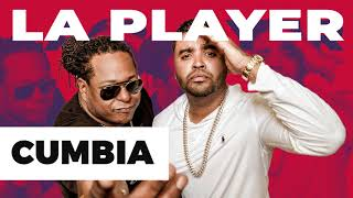 Zion & Lennox - La Player (Versión Cumbia) (E-S Remix)
