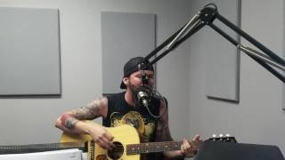 "Saliva ""Tragic Kind Of Love"" Live in the 93.5 The Beach studio"