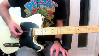 So Real - Live - Bloc Party (Guitar Cover)