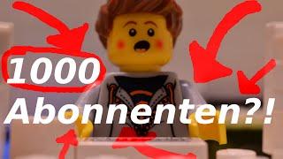 1000 Abonnenten Special + Ankündigung