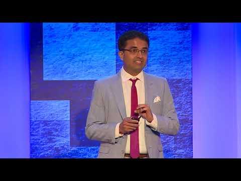 A Simple Medical Imaging Algorithm To Detect Cancer | Balaji Ganeshan | TEDxGatewaySalon