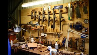 How to Remove Rust from a Hand Plane and other Tools EASILY.