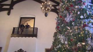 Designing Casa Loma's 30-foot tree