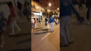 salay totana Bolivia en Valencia 2017