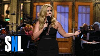 Amy Schumer Monologue - SNL