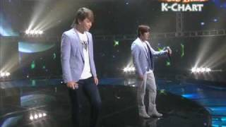 [K-Chart] 13 [▼2] I'll Become a Star - DECEMBER (2010.6.18 / Music Bank Live)