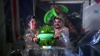 ANGURIA ESPLOSIVA IN CASA - EXPLODING watermelon SCHERZI DI COPPIA