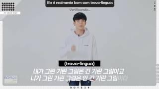 [Perfil BOYS24] - 'Tudo sobre os garotos' - Episódio 6 Jihyeong [LEGENDADO PT-BR]