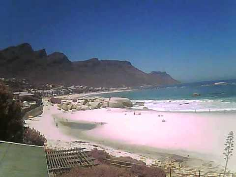 Timelapse Video – Glen Beach & Camps Bay – 12/01/2011